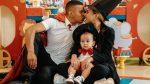 VIDEO | Silvana Torres y su esposo disfrutaron el cumpleaños de su bebé