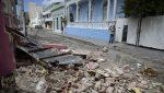 FOTOS: Un sismo de magnitud 5,4 sacude el sur de Puerto Rico y provoca daños y cortes de electricidad