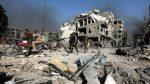 Siria denuncia el uso de fósforo blanco por coalición encabezada por E.EU.U