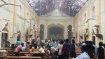VIDEO | Al menos 137 muertos por explosiones en iglesias y hoteles de Sri Lanka