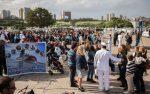 VIDEO: piden seguir búsqueda de submarino argentino perdido hace un año