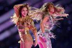 VIDEO | El increíble show de Shakira y JLo durante el medio tiempo del Super Bowl