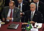 VIDEO: Fiscalía brasileña imputa a presidente Temer por corrupción
