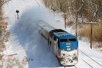 Tren con 183 pasajeros lleva tres días varado
