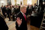 Trump dispuesto a devolver golpe por golpe tras fin de investigación rusa