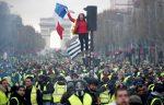 El vandalismo en las manifestaciones de los 'chalecos amarillos' costó 225 millones de dólares a las aseguradoras