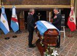 Velan en el Congreso a diputado argentino asesinado a tiros en Buenos Aires