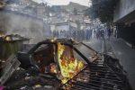 VIDEO | Alzamiento en un comando militar de Venezuela