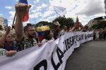 Venezuela protesta en las calles de nuevo para presionar salida de Maduro