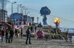 VIDEO: palestinos anuncian un alto el fuego para poner fin a la violencia con Israel
