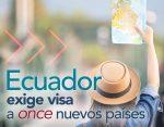 VIDEO | Ecuador pedirá visa a 11 países ¿qué tan pertinentes son las decisiones migratorias del gobierno?