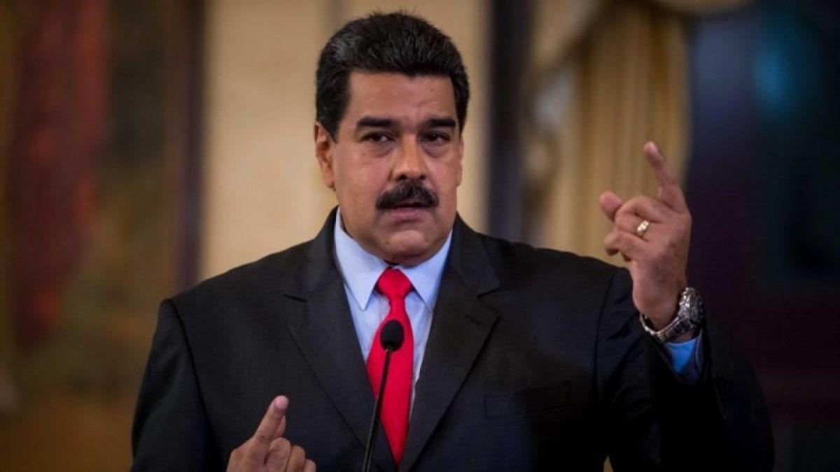 El líder chavista insistió el martes en denunciar que el apagón se produjo por un sabotaje, por el cual acusó a Estados Unidos y a la oposición local.