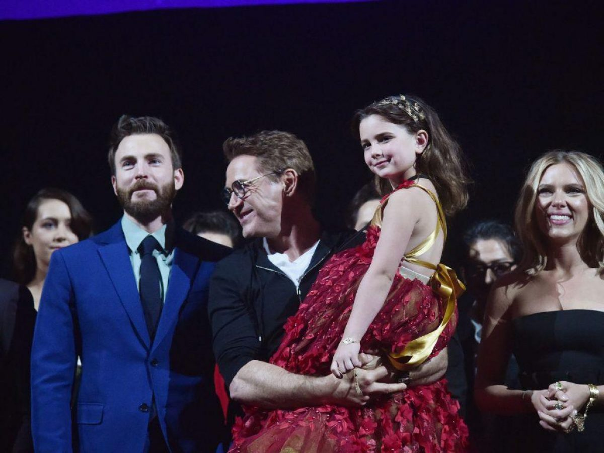 Morgan Stark es la hija de Tony Stark y Pepper Potts en 'Avengers: Endgame'.