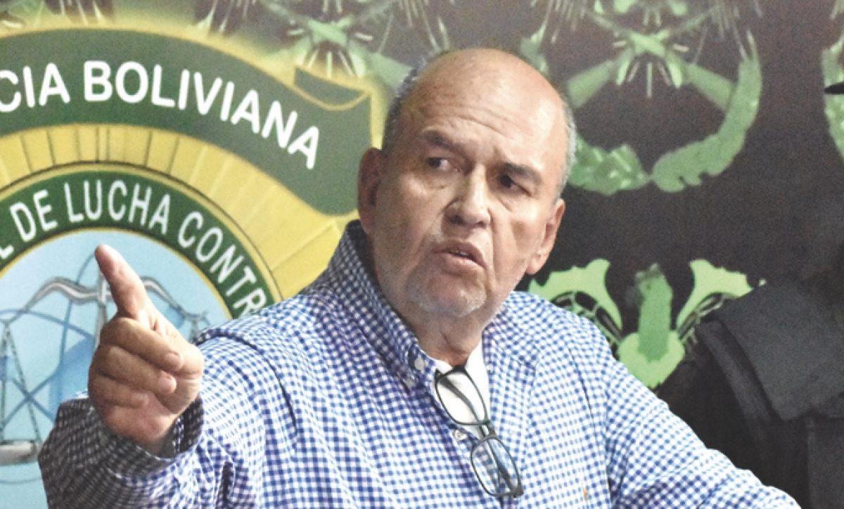 Arturo Murillo, ministro de Gobierno (Interior) de Bolivia.