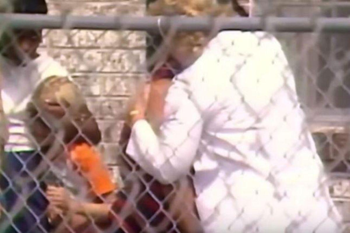 Jennifer y los padres de Tammy, devastados por la violación y asesinato de la pequeña de 10 años