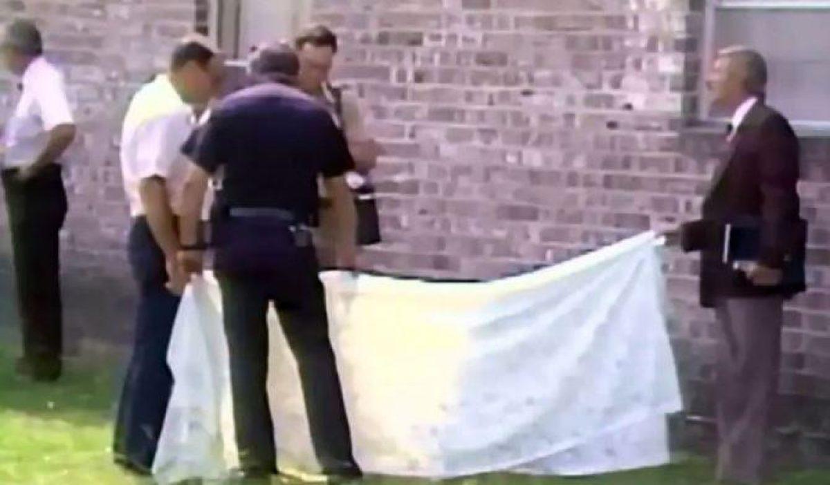 La escena del crimen de Tammy Welch en Jacksonville, Florida