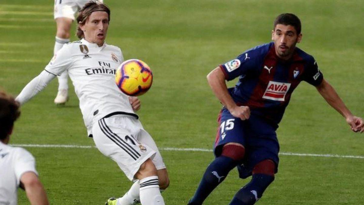 Luka Modric, la principal figura del Real Madrid