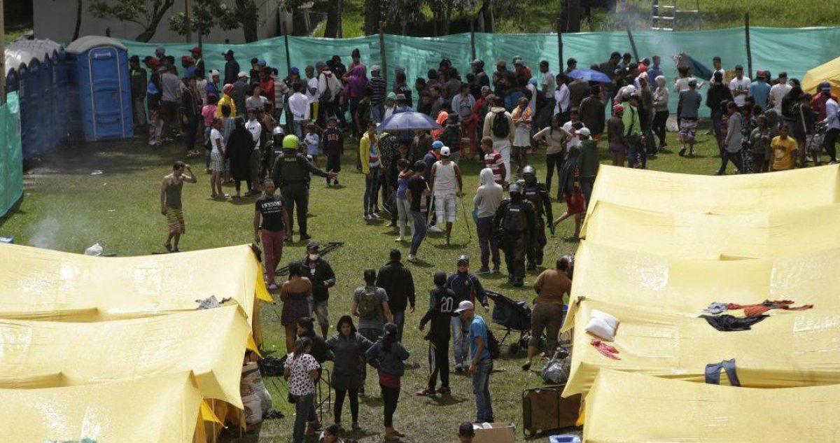 Campamentos humanitarios