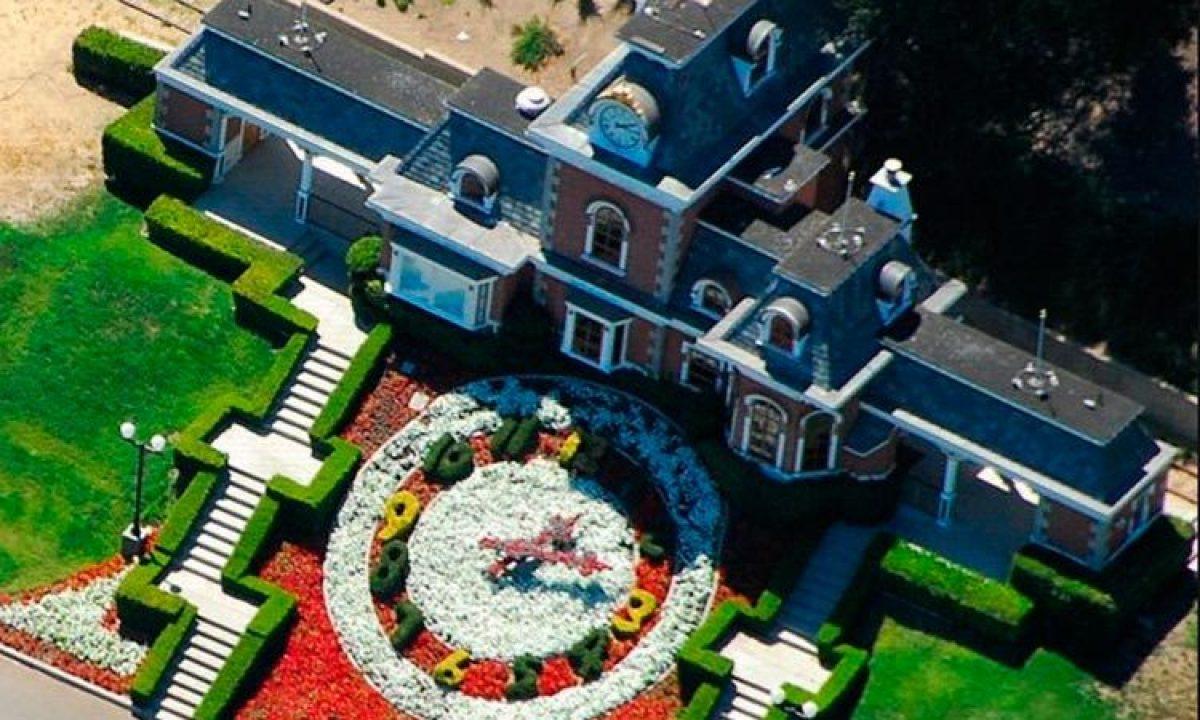 La historia del Neverland Ranch