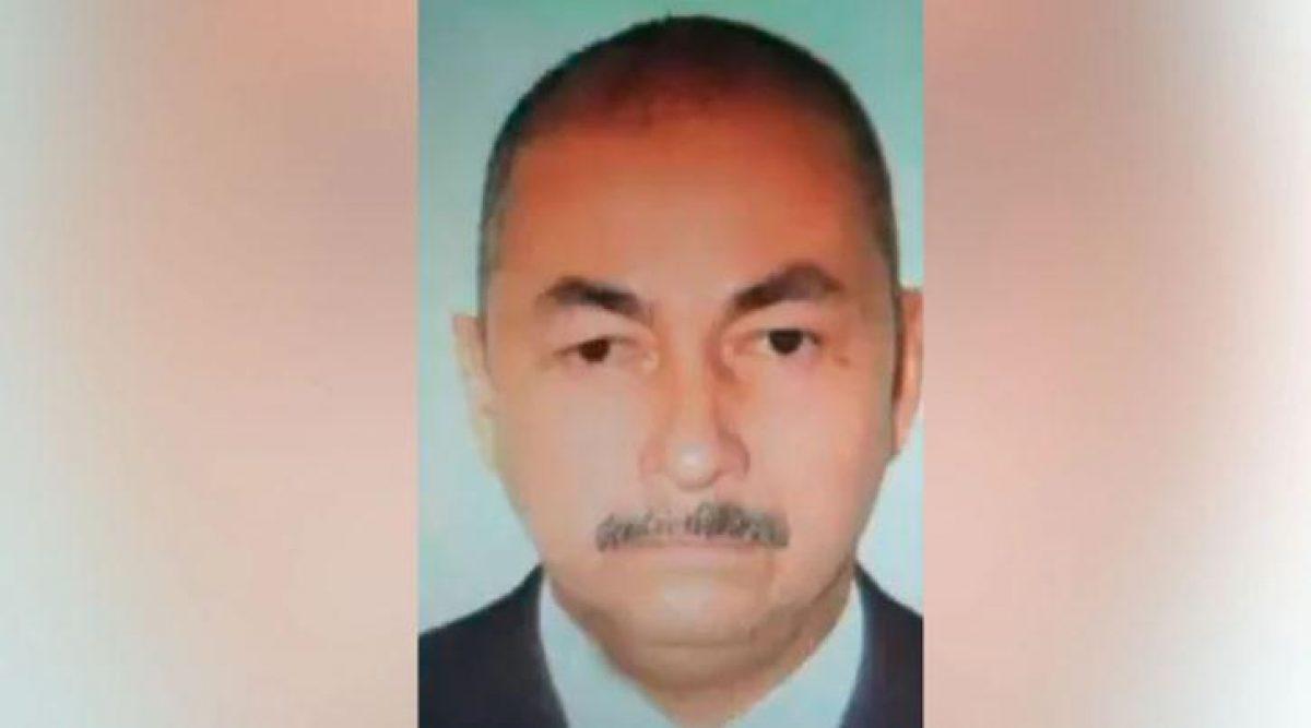 José Aldemar Rojas Rodríguez, el autor material del atentado.