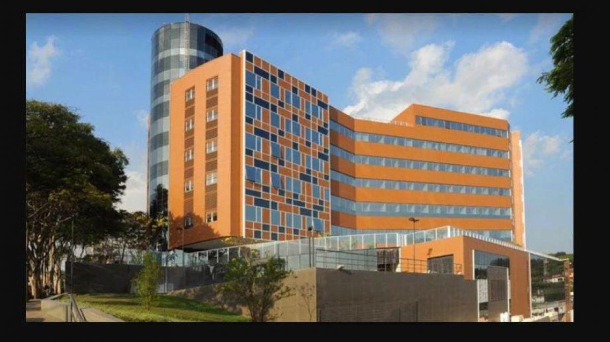El hospital Israelita Albert Einstein, en San Pablo