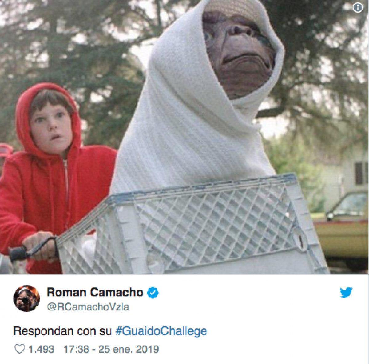 Imagen de la película E.T.