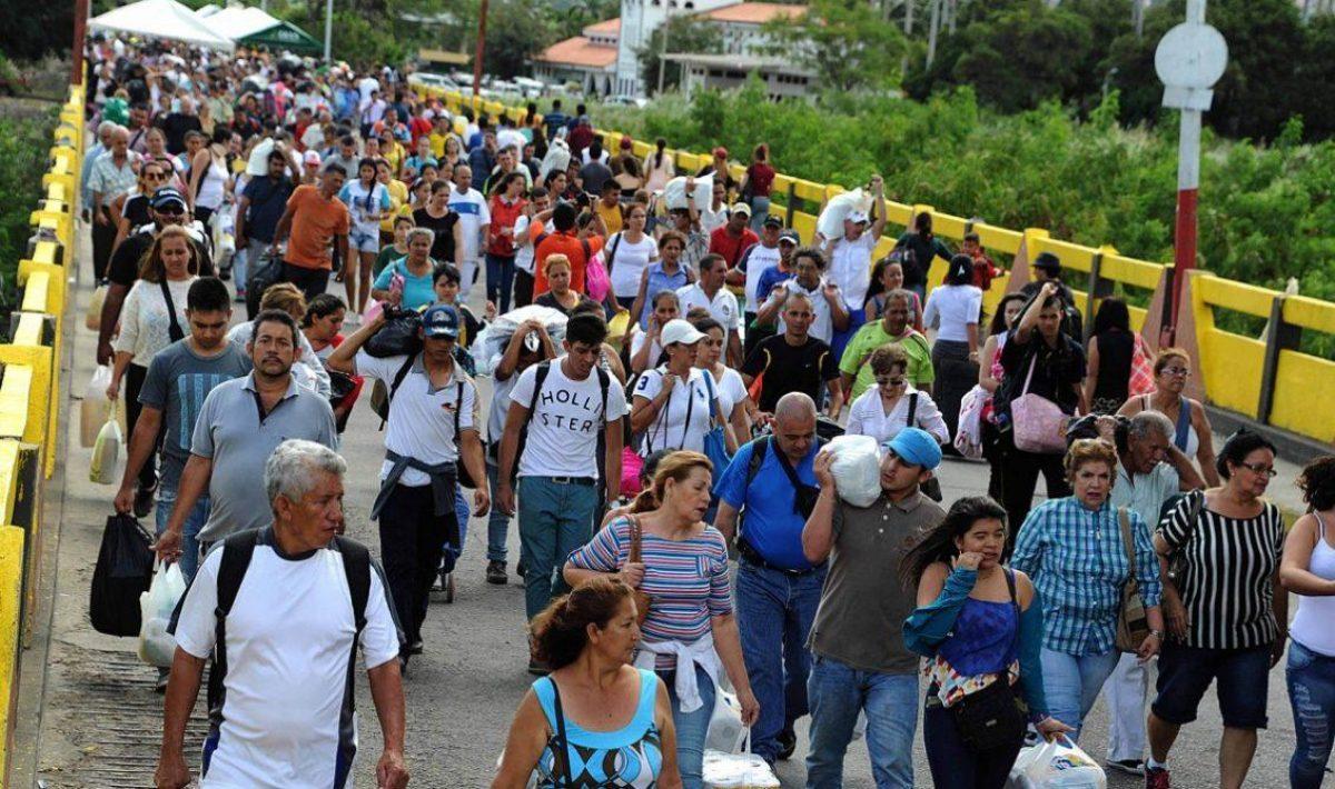 Rubio estimó que dos millones de venezolanos más podrían emigrar