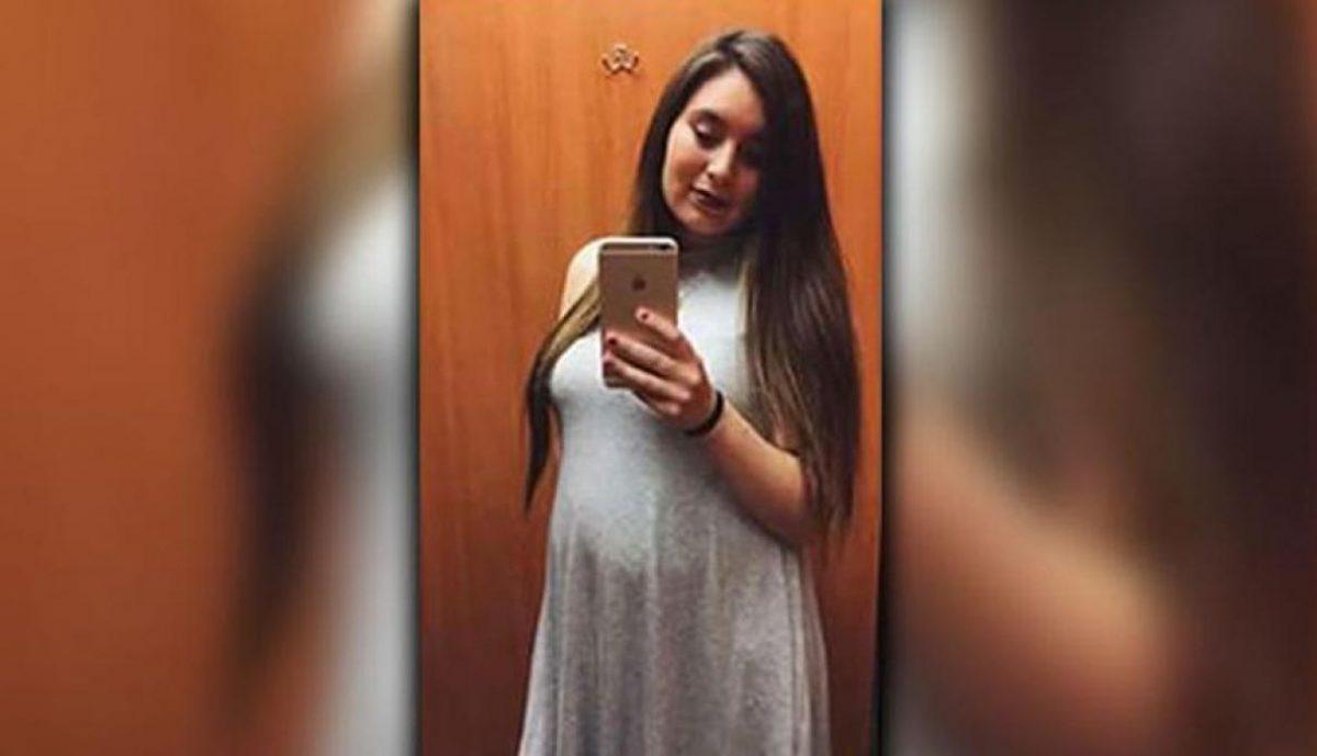 Savanna Lafontaine-Greywind, la víctima, tenía ocho meses de embarazo cuando la asesinaron.