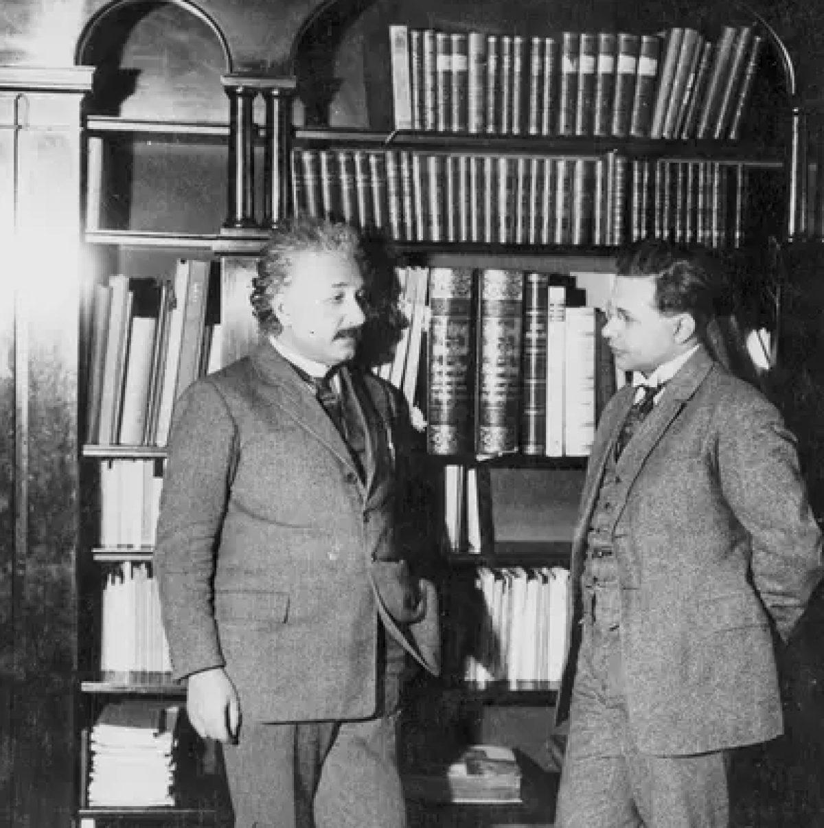 Albert Einstein fue una gran inspiración para la tenacidad de su hijo Hans Albert Einstein, pero a la vez proyectó sombra sobre su carrera.