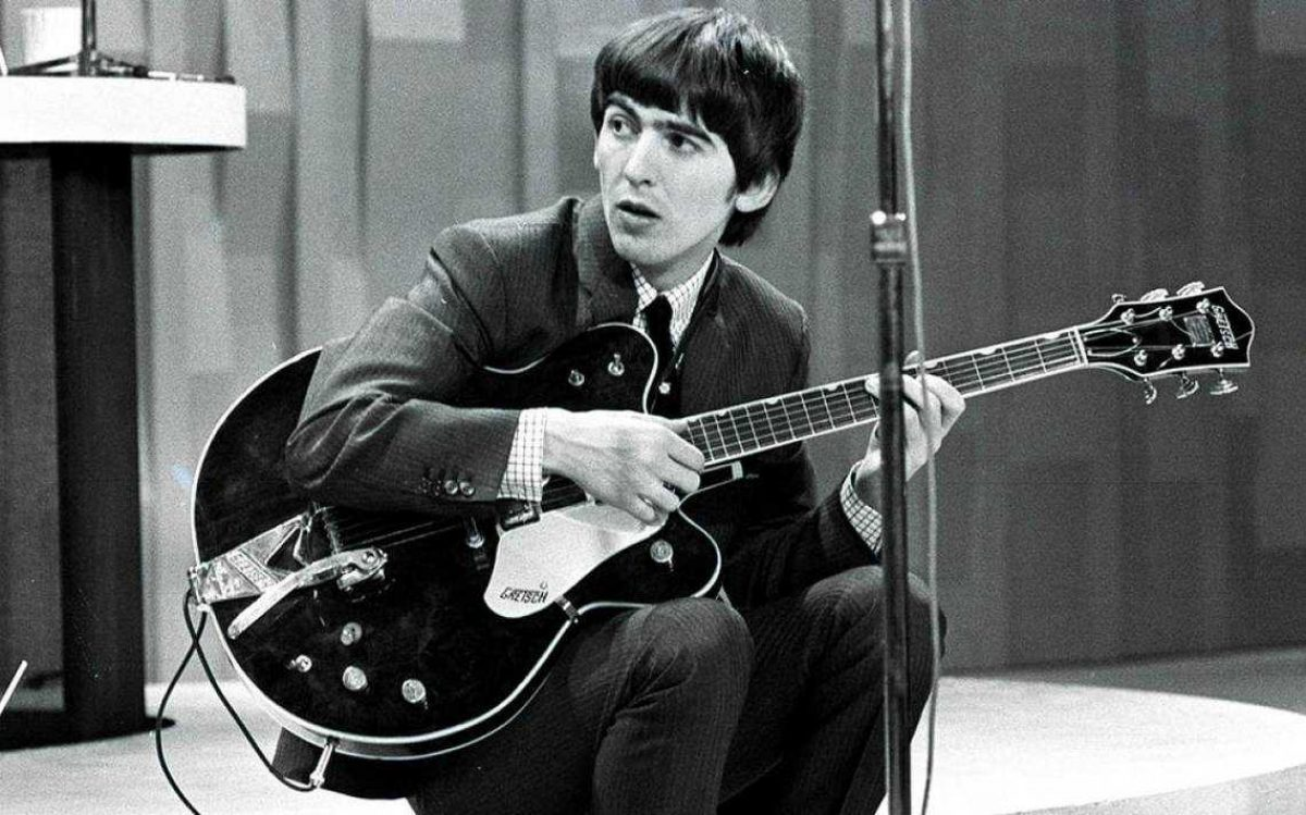 George Harrison también habría visitado a la curandera