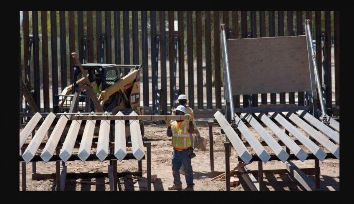Se construirán barreras dentro del Refugio Nacional de Vida Salvaje de Cabeza Prieta | Foto: EFE