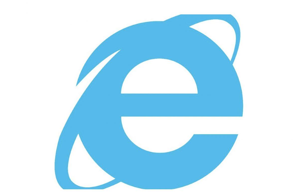 El logo del histórico Explorer