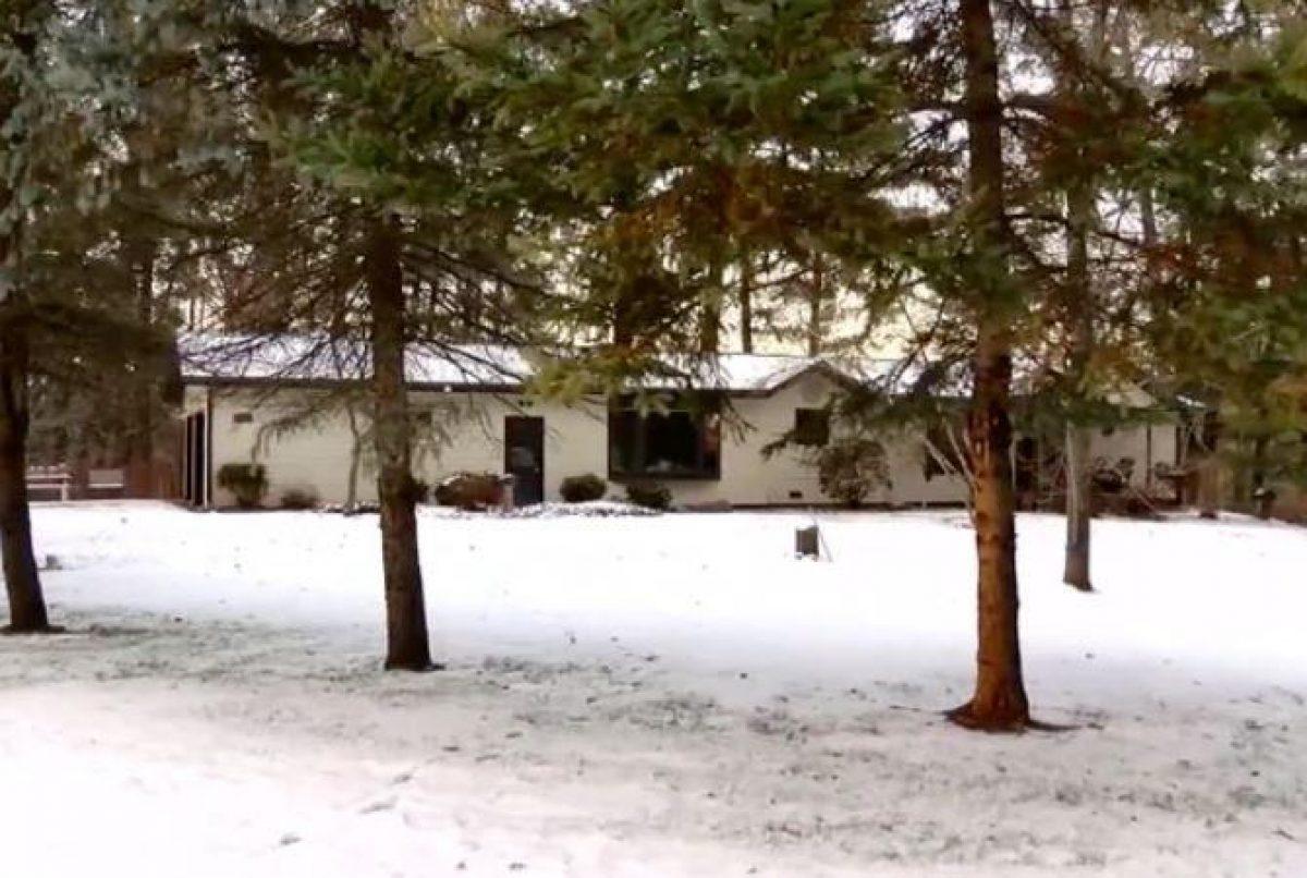La casa-guardería que es a la vez el hogar de adopción de la niña de 10 años acusada de asesinar al bebé de seis meses.