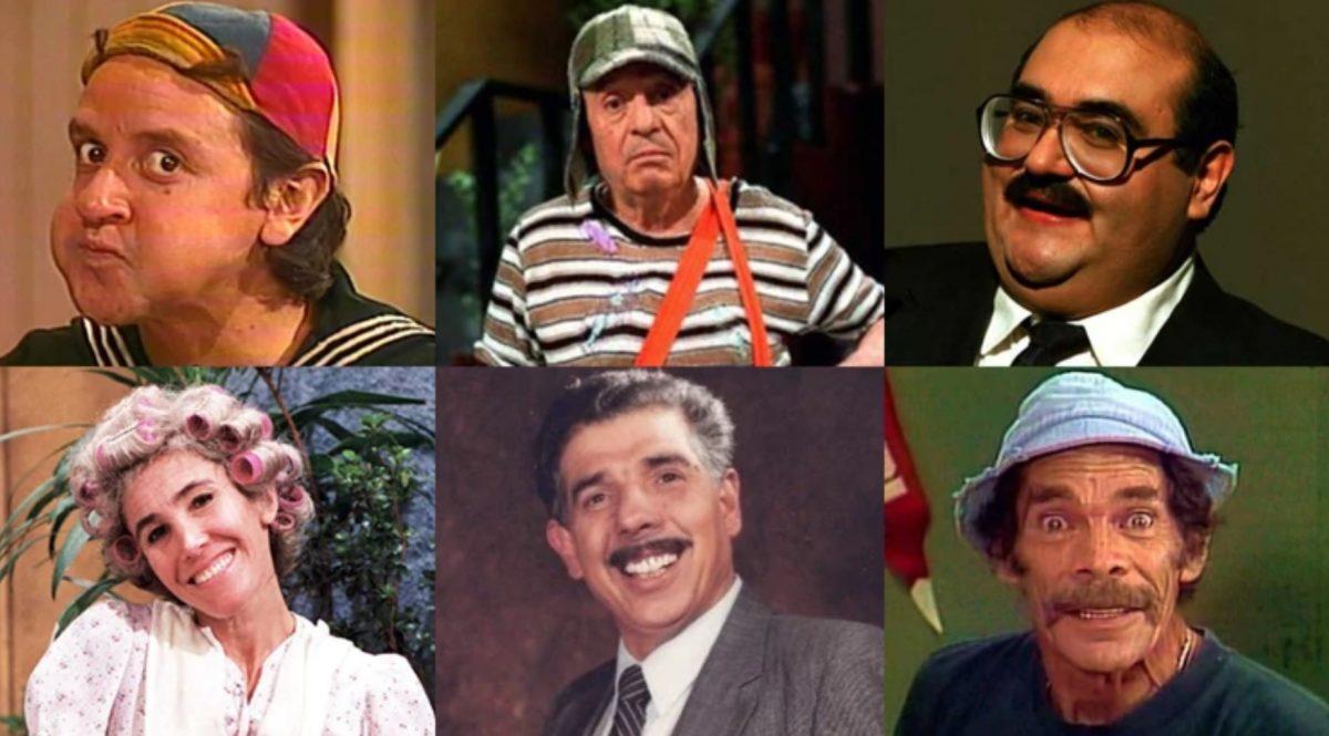 """¿Cuál es tu personaje preferido del """"El Chavo del 8""""?"""