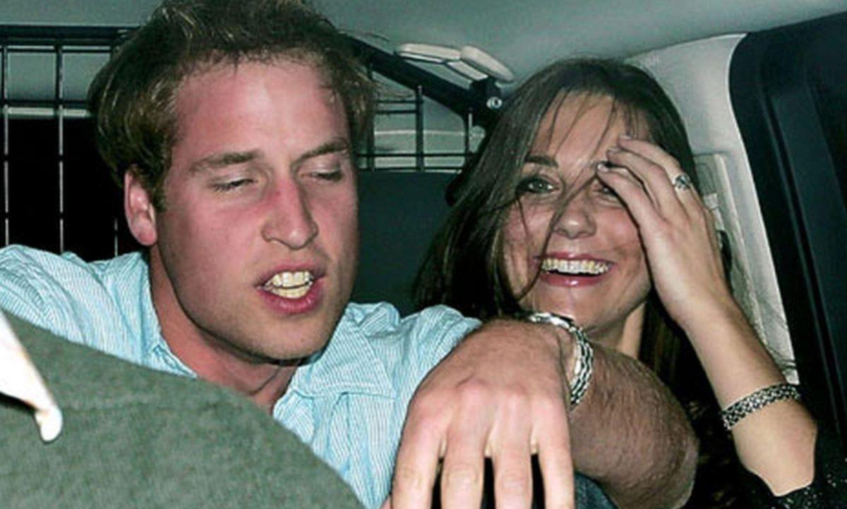 Kate Middleton y el príncipe William comenzaron a salir en 2003