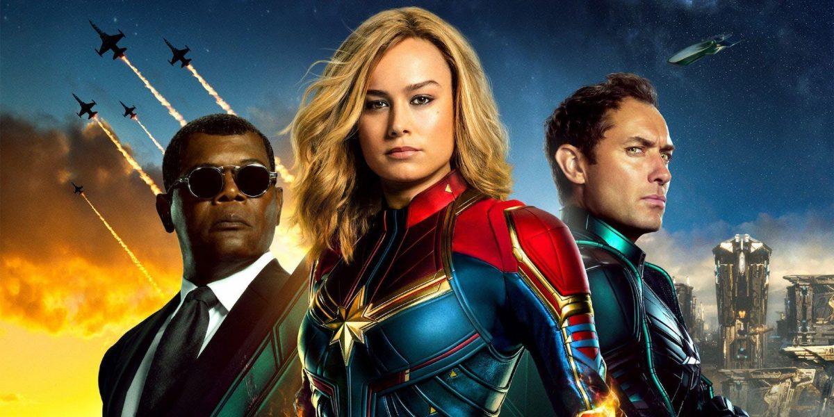 Las escenas poscréditos de Capitana Marvel representan el pasado y el futuro del Universo Cinematográfico de Marvel