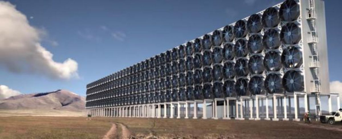 Los científicos están construyendo un sistema que podría convertir el CO2 atmosférico en combustible.