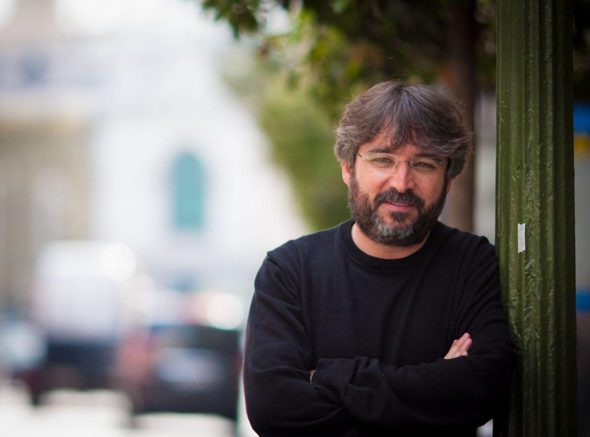 El periodista español, Jordi Évole, quien padece de esta extraña condición.