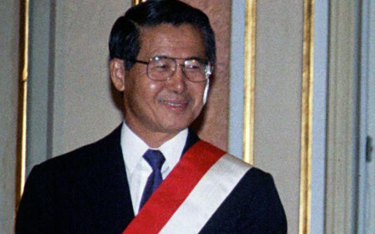 Alberto Fujimori gobernó Perú entre 1990 y 2000. Junto a su condena por asesinato tiene otras tres sentencias por corrupción.