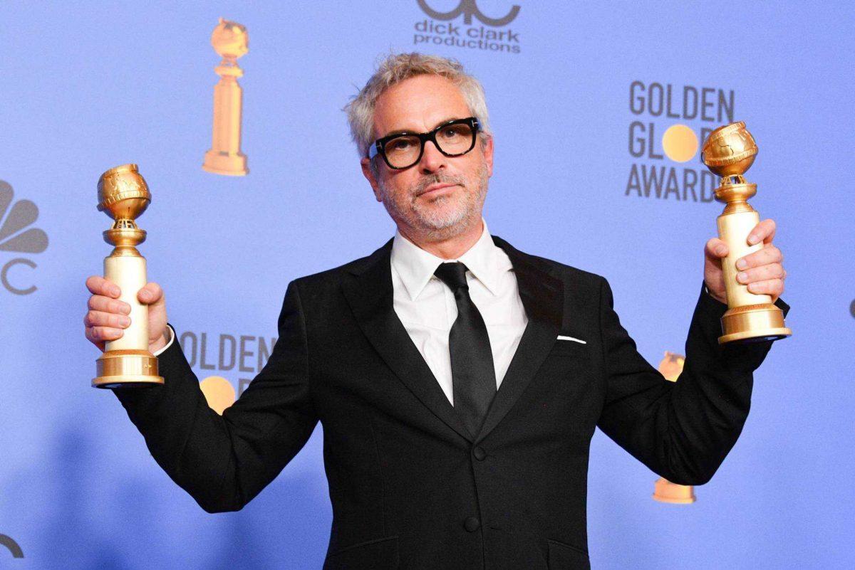 Alfonso Cuarón - Roma