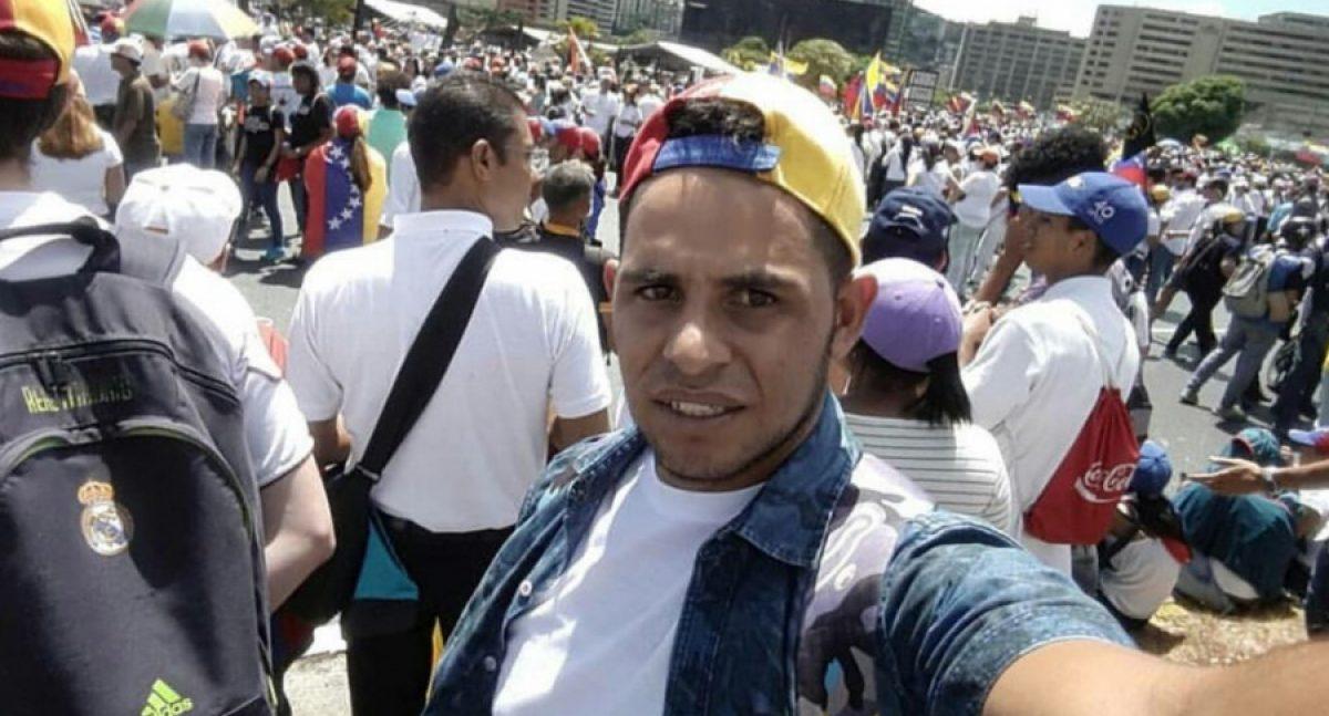Alí Domínguez fue asesinado en la madrugada de este miércoles por las lesiones sufridas tras ser víctima de una brutal golpiza en circunstancias desconocidas.