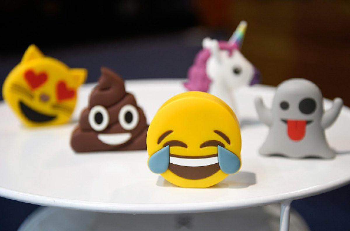 Emoji de alegría