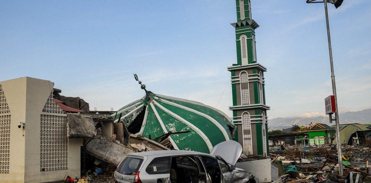 Un terremoto ya afectó a la isla de Célebes el 28 de septiembre del año pasado.