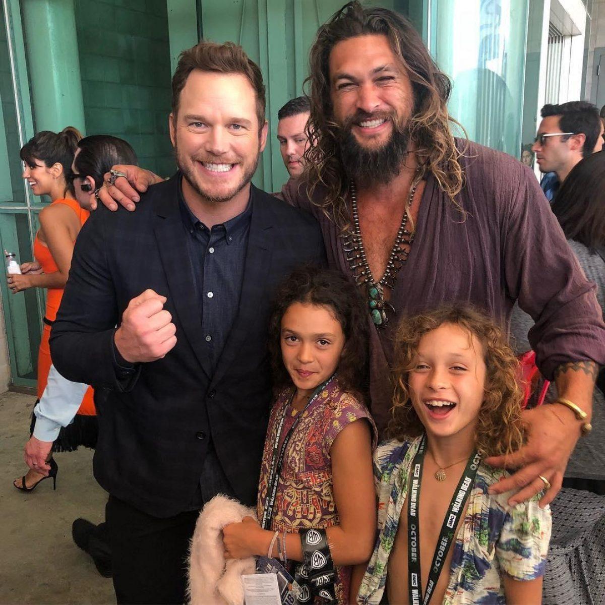 Zoe Kravitz Vs Amber Heard: Las Fotos Que Muestran A Jason Momoa Como