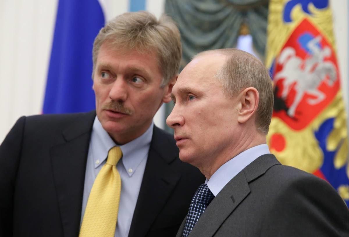 Dmitry Peskov, portavoz del estado ruso.