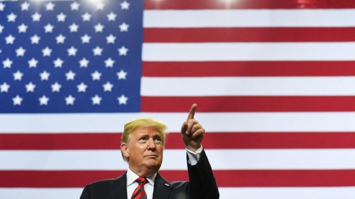 """Trump ha afirmado frecuentemente que preside la """"mayor economía de la historia de su país"""""""