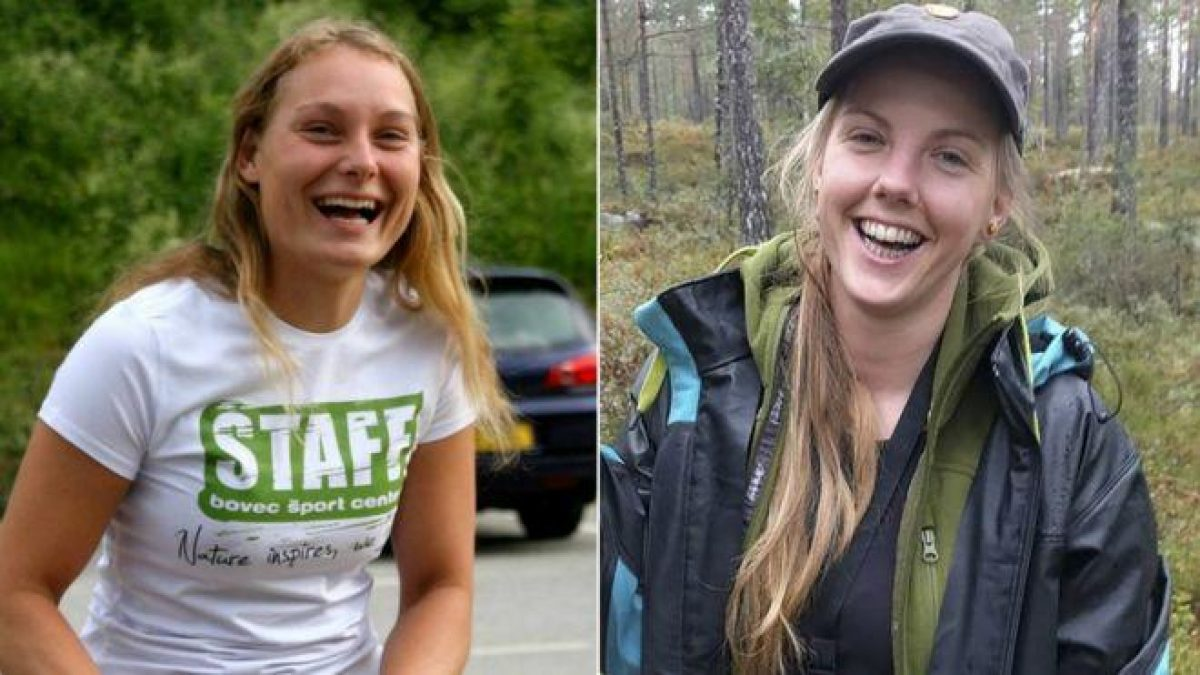 Louisa Vesterager Jespersen y Maren Ueland